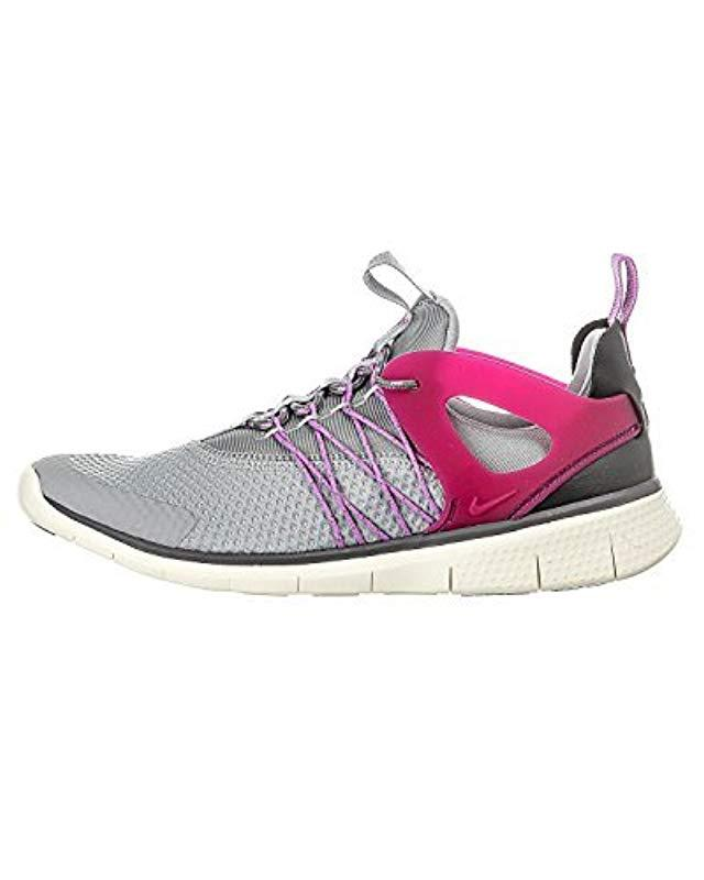 best sneakers 44162 acec4 Nike Wmns Free Viritous, s Trainers in Gray - Lyst