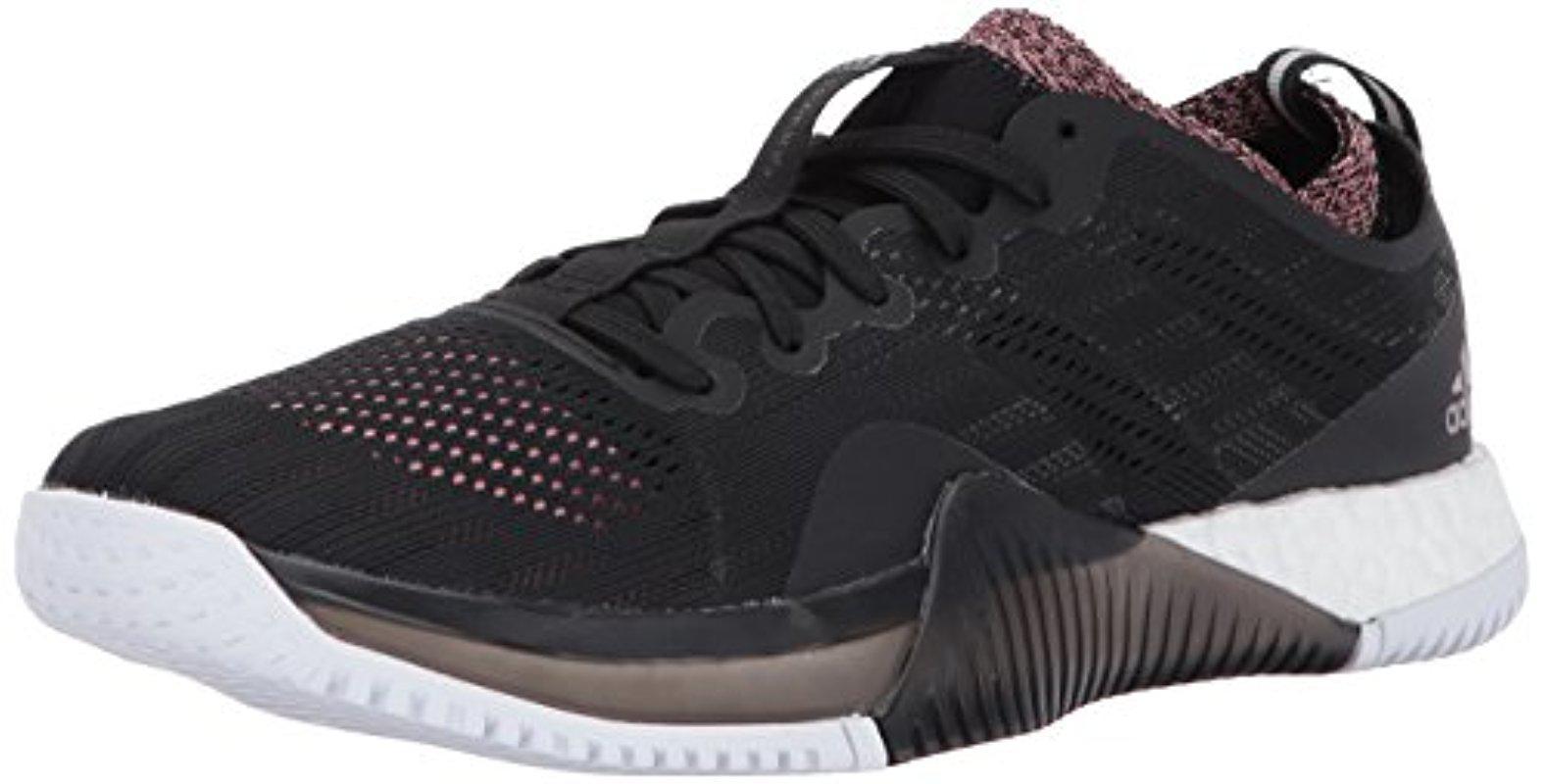 01431a478c333 Lyst - adidas Crazytrain Elite W Cross Trainer in Black - Save 9%