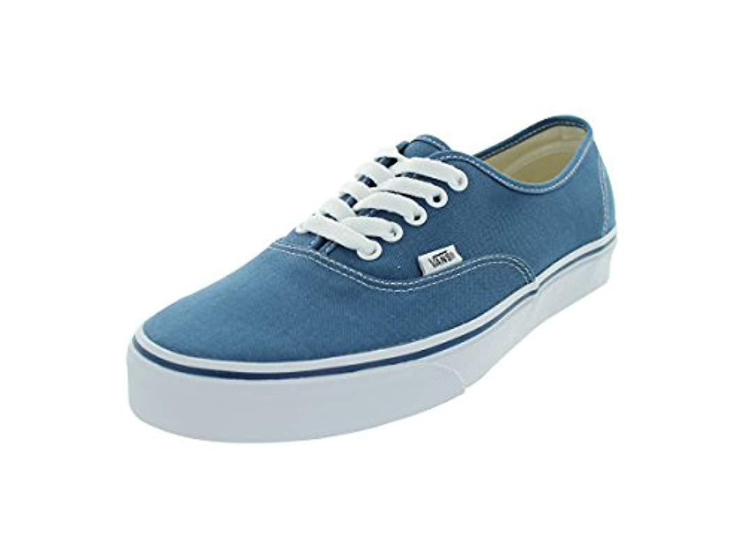 038c319659a Lyst - Vans Authentic(tm) Core Classics in Blue for Men