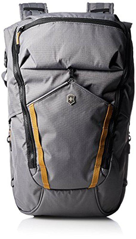 6a345f8b45 Victorinox. Men s Gray Altmont Active Deluxe Rolltop Laptop Backpack  Backpack
