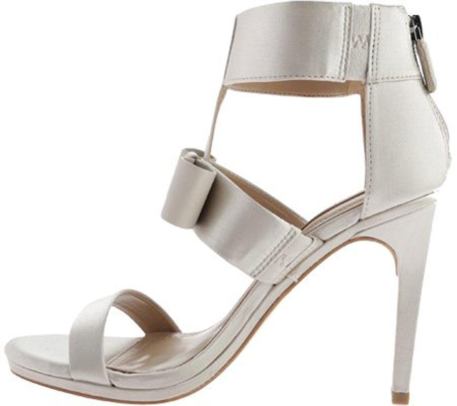 9e051d790aeff Lyst - BCBGMAXAZRIA Gale Dress Sandal
