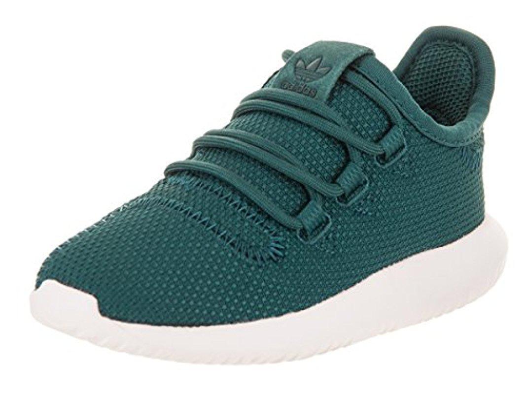 Lyst adidas Originals Kids' tubular sombra me zapatilla en verde para hombres