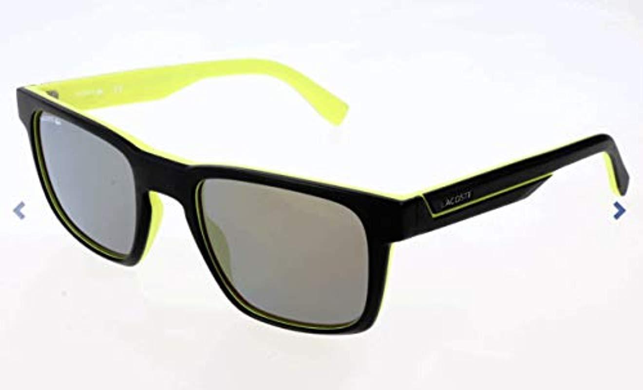 8e1e20a53bab Lacoste. Men s Sonnenbrille L865s Sunglasses