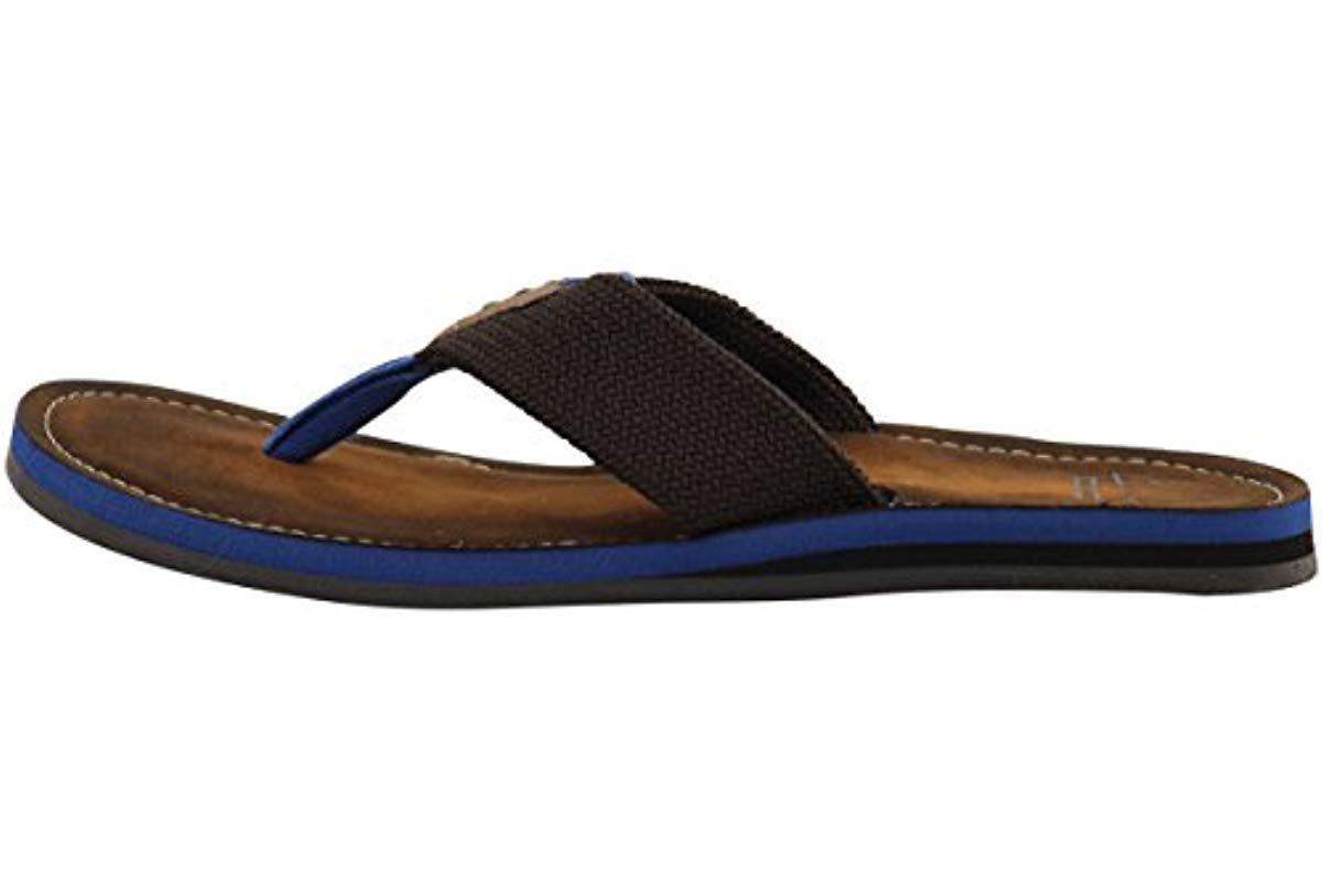 972cdb989fc Lyst - Clarks Lacono Beach Flip Flop in Brown for Men