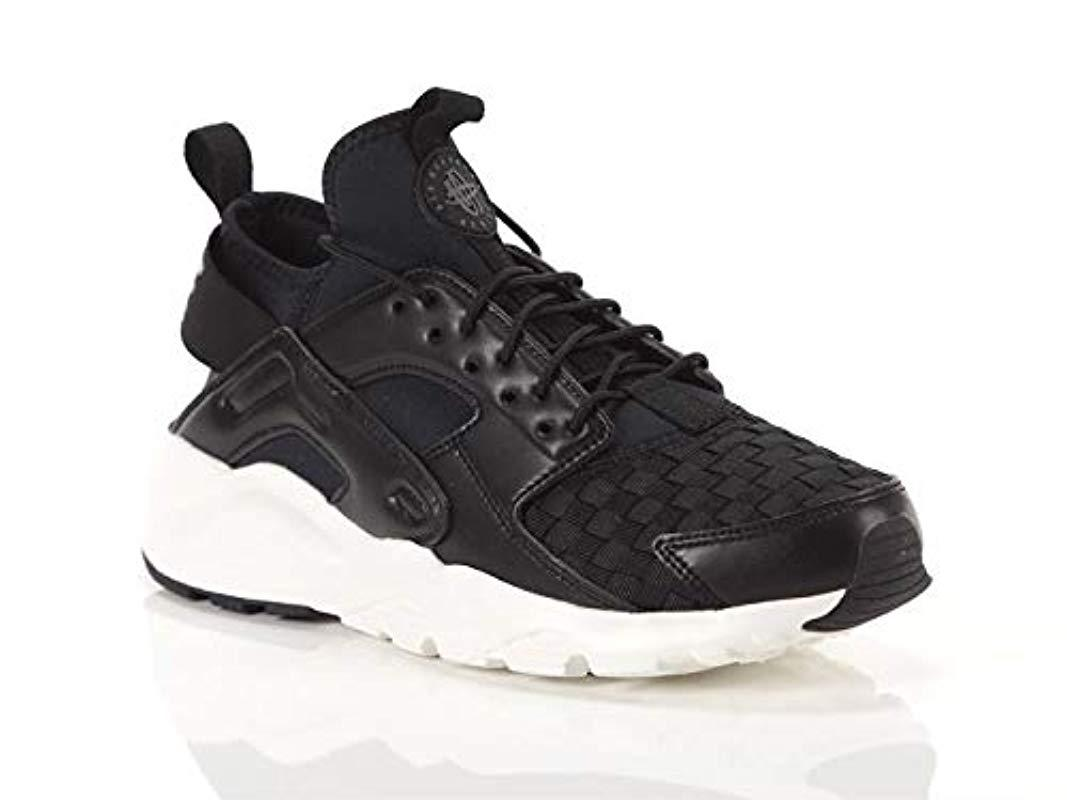 c4403682d3a8 Nike Air Huarache Run Ultra Se Gymnastics Shoes in Black for Men - Lyst