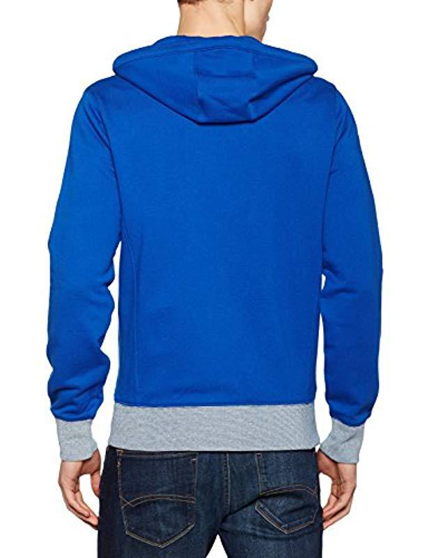7891f79e7c283 Tommy Hilfiger Baxter Hdd Z-thru L s Vf Zipped Hoodie in Blue for Men - Lyst