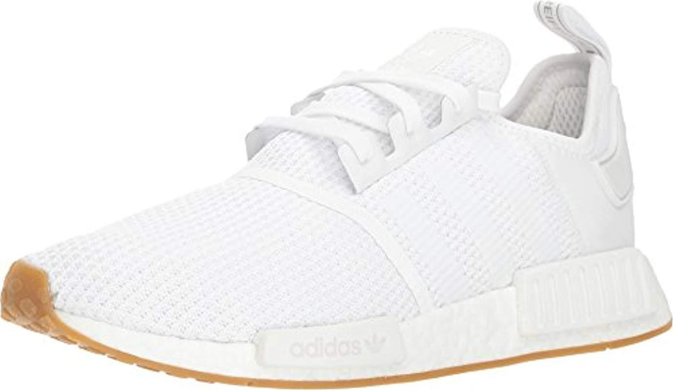 058e3bcc88d1a4 Lyst - Adidas Originals Nmd r1 Running Shoe in White for Men