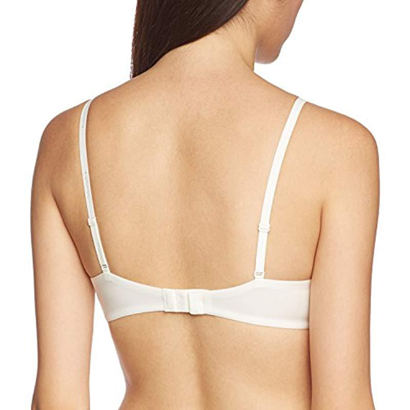 56184bd5eddb7 Triumph Body Make-up Whp Everyday Bra in Natural - Lyst