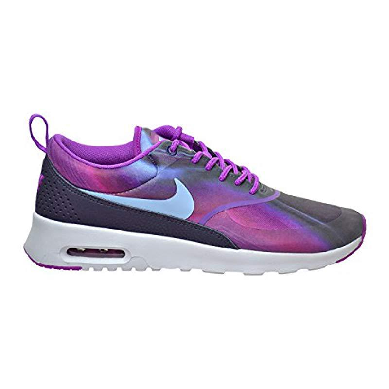 1fc55f7cee Nike Air Max Thea Print Trainer in Purple for Men - Lyst