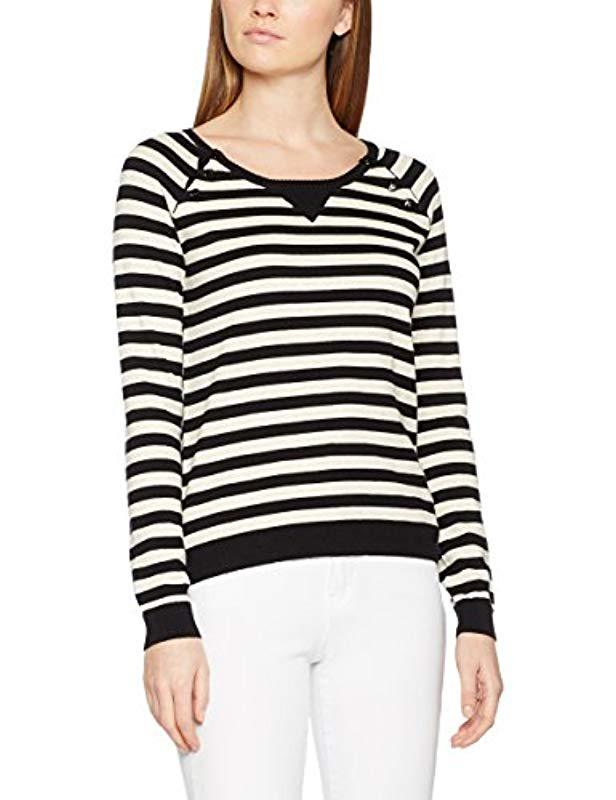 Scotch   Soda Basic Pull With Button Closure At Shoulder Jumper in ... fd71dbc2a524