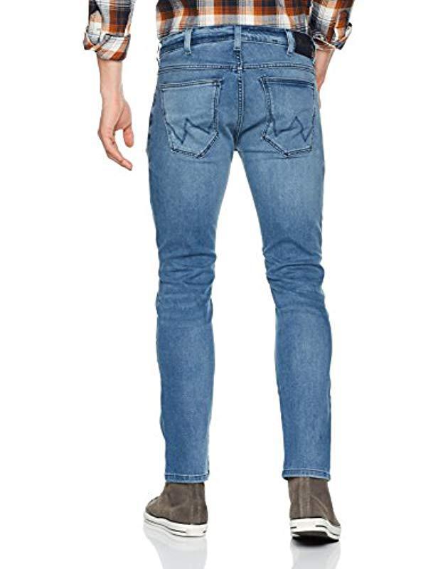 Wrangler For Slim Fit Blue Save Tapered In Larston Jeans 10 Men dhQrtsCx