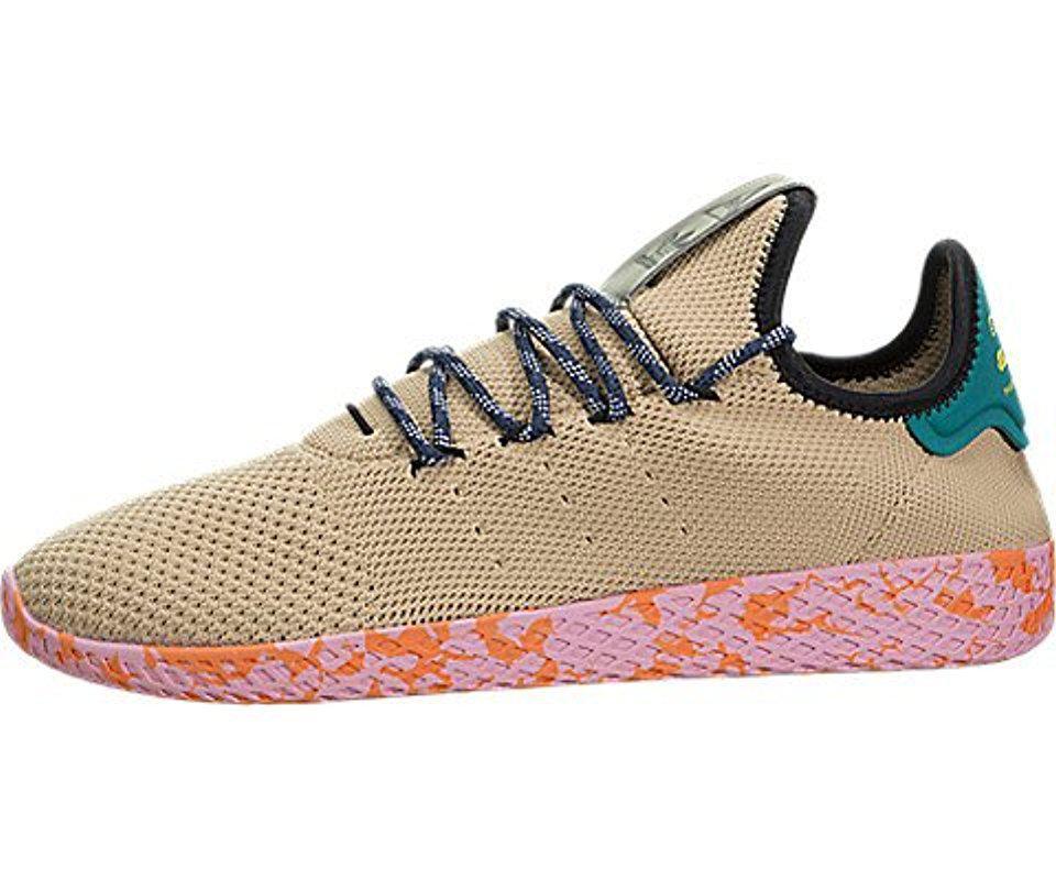 214069cde Lyst - adidas Pw Tennis Hu Sneaker in Pink