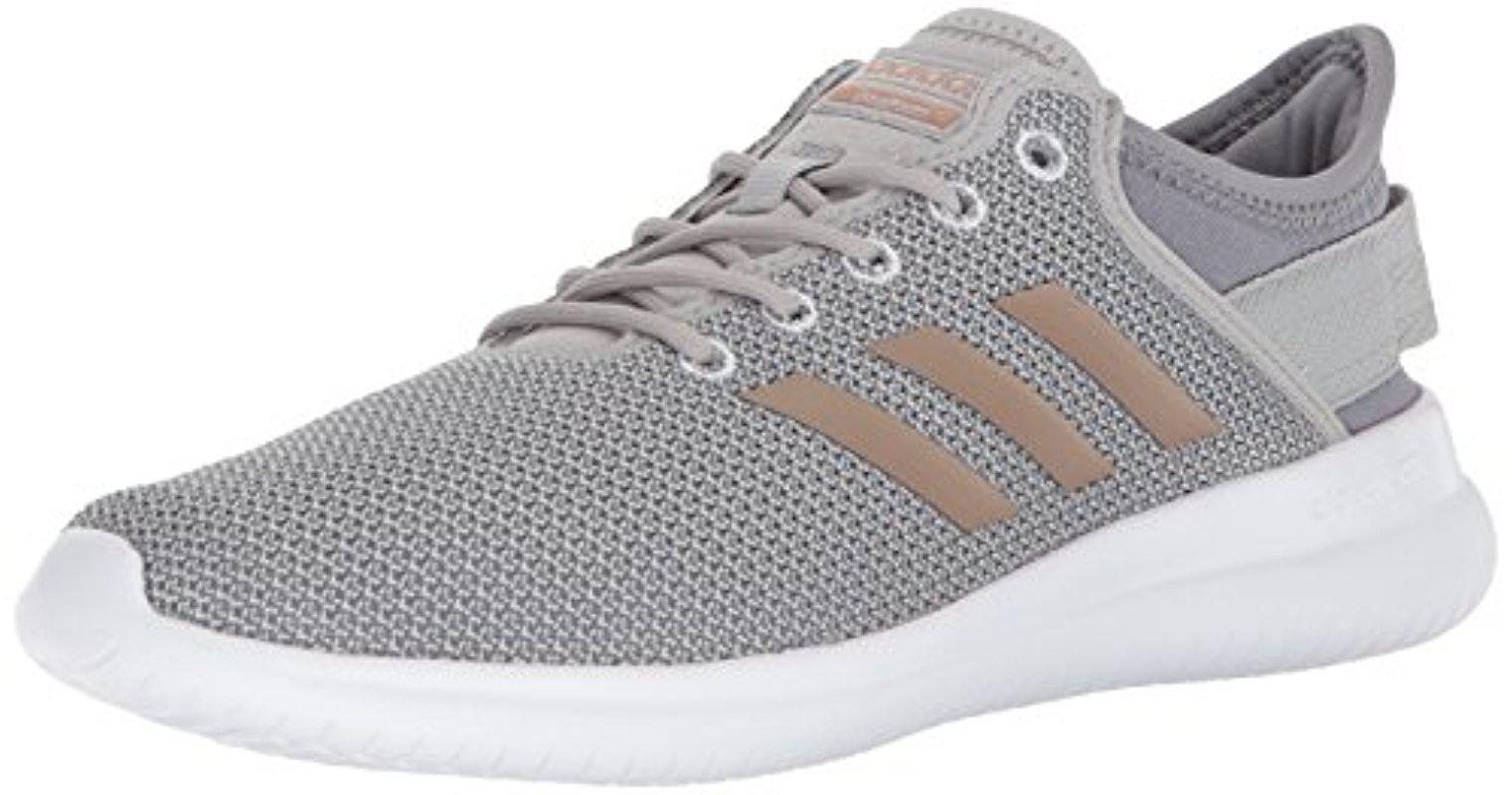quality design fb5f5 432ca Lyst - adidas Originals Adidas Cloudfoam Qt Flex Sneakers, Grey Two ...
