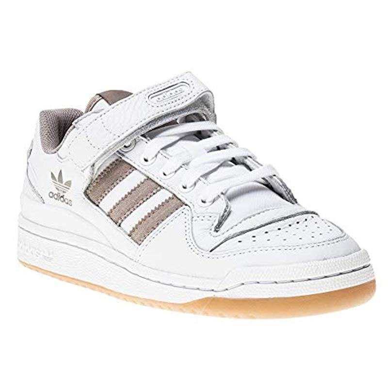 Originals Low Lyst Sneaker Forum Damen In White Adidas QtsdCrh