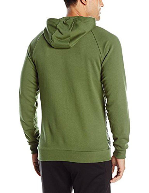 58d17a47b2ab Lyst - adidas Originals Sport Luxe Mixed Fabric Full Zip in Green for Men -  Save 75%