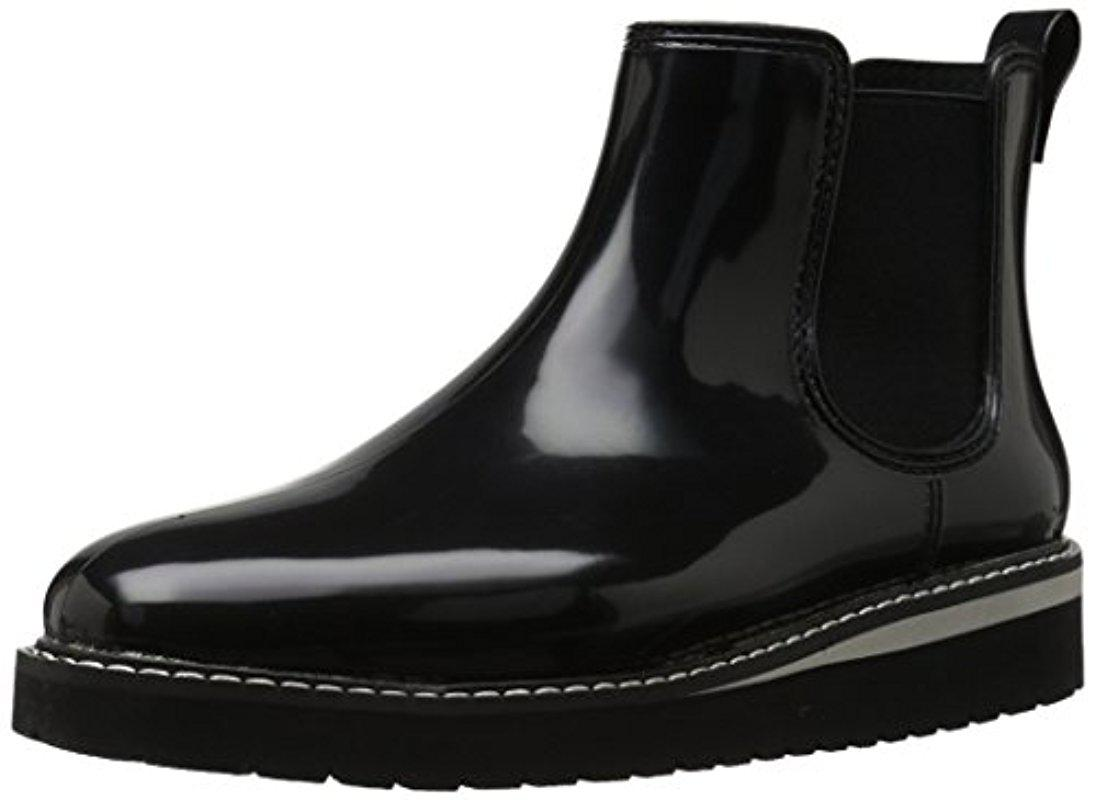 fc937851e Lyst - Sam Edelman Kallum Rain Boot in Black