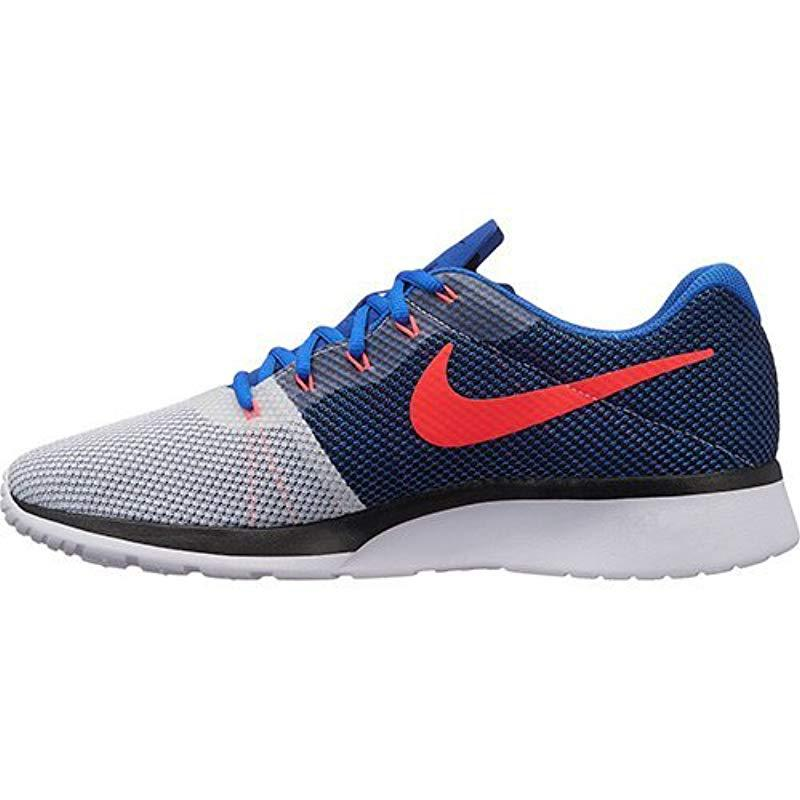 eefef1e69c45d Nike  s Tanjun Racer Competition Running Shoes in Blue for Men - Lyst
