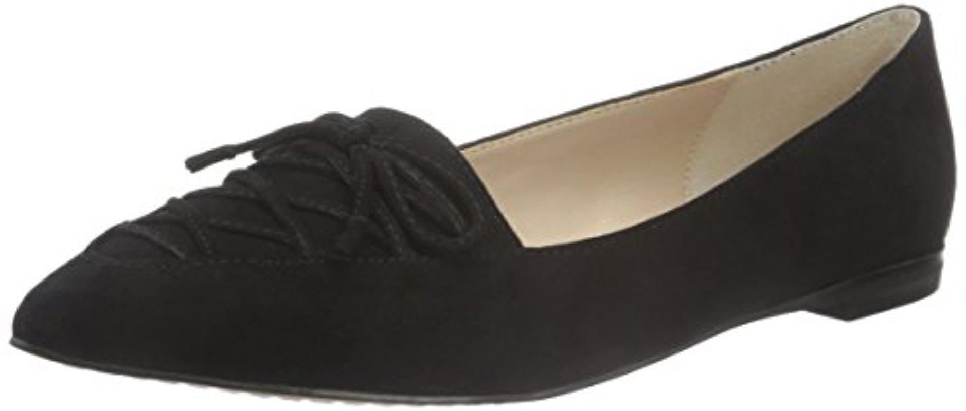 Womens Gesine Ballet Flats, US French Connection