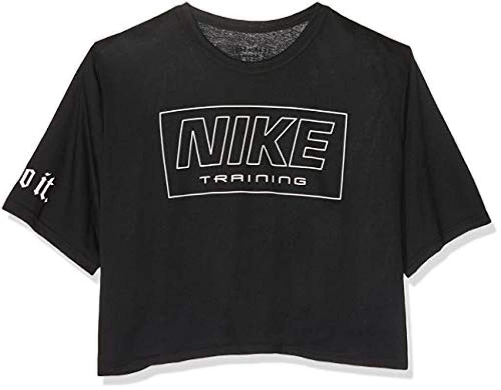 19aecbb29ff0e Nike - Black Grx Basic Fa Leggings - Lyst. View fullscreen