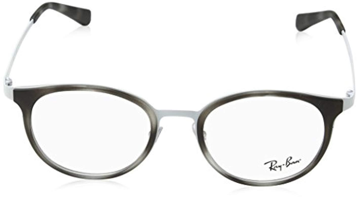 df8dbb947be Ray-Ban - 0rx 6372m 2957 50 Optical Frames