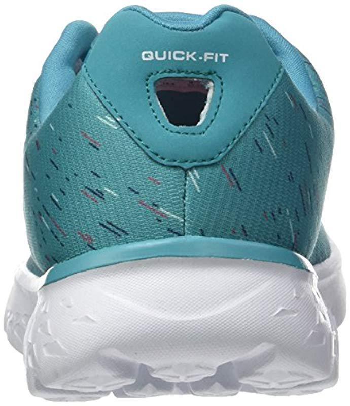 the latest 538ac 5fec2 Blue Outdoor Skechers 's Lyst Go 400 Run Multisport Shoes In XF1aq8n1