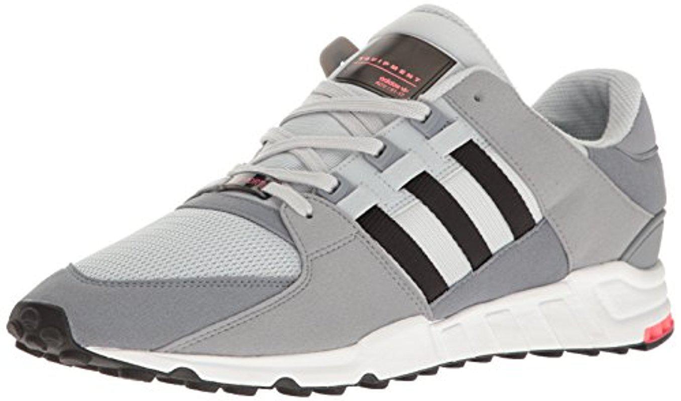 lyst adidas originali scarpe eqt sostegno - moda.