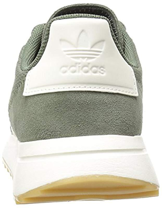 c5a17540458d6 Lyst - adidas Originals Flb runner W Sneaker in White