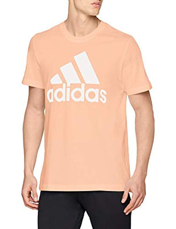 adidas. Men s Essentials Linear T-shirt ... 3077728ce13