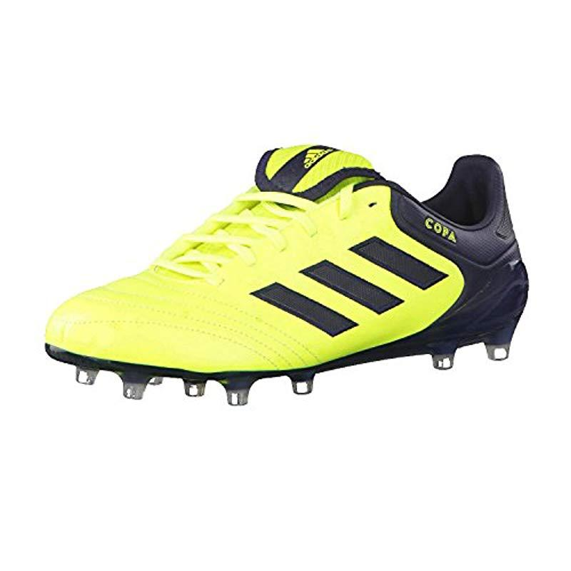 pretty nice afd88 3f005 adidas. Mens Yellow Copa 17.1 Fg Football Boots