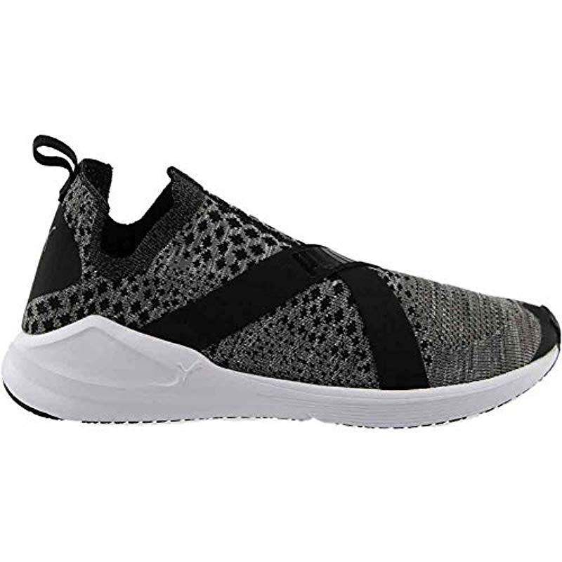 880fa55266c13a PUMA - Black Fierce Evoknit Wn s Cross-trainer Shoe - Lyst. View fullscreen