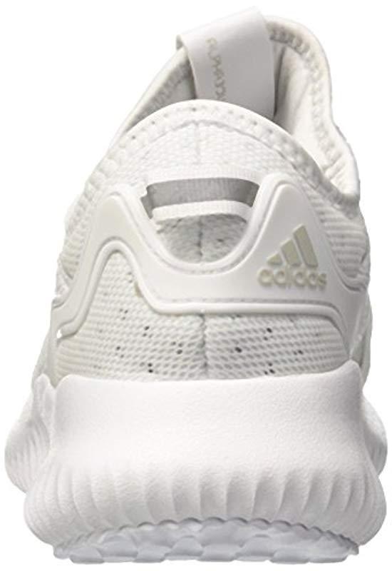 buy popular 3c3ca cb619 Adidas - Gray Alphabounce Lux W Trainers - Lyst. View fullscreen