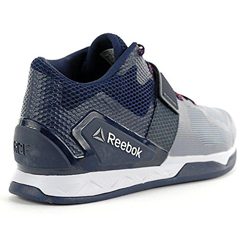 6bade920ce7 Reebok - Blue Crossfit Transition Lft Cross-trainer Shoe for Men - Lyst.  View fullscreen