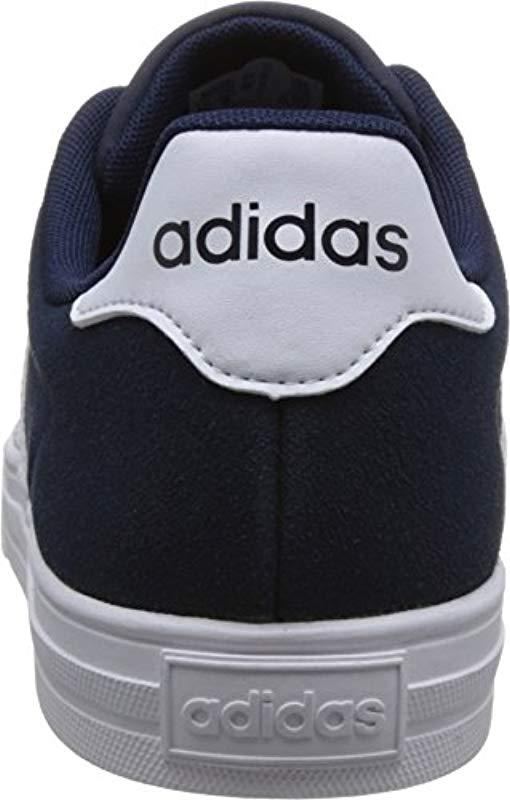 best sneakers 26b17 424fd Adidas - Daily 2.0 Basketball Shoes, Blue Collegiate Navy Ftwr White, 11 Uk  for. View fullscreen