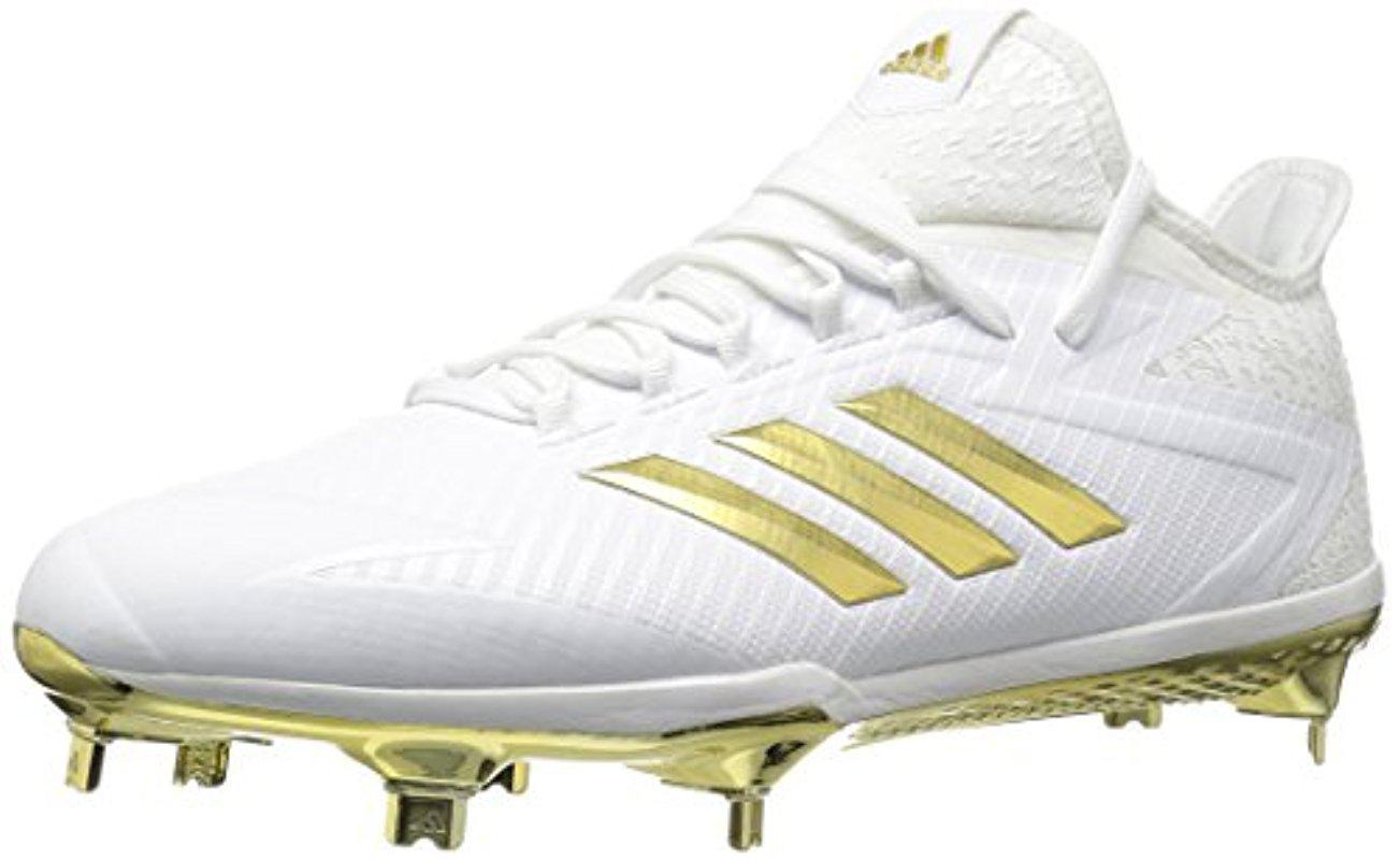 d75a39b2d24c adidas Originals Adidas Adizero Afterburner 4 Cleats for Men - Lyst