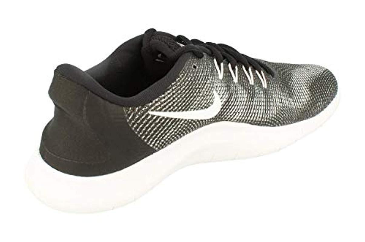 f17d1a1fd0870 Nike - White Herren Laufschuh Flex Run 2018 Competition Shoes for Men -  Lyst. View fullscreen