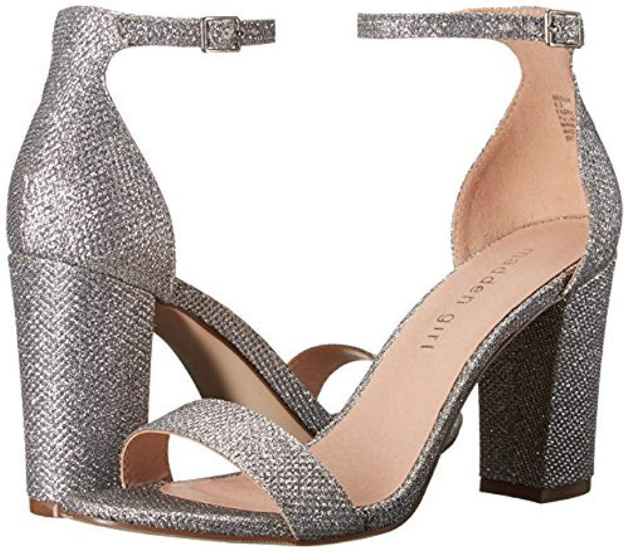 f2f1c5b07e3 Lyst - Madden Girl Beella Dress Sandal in Metallic