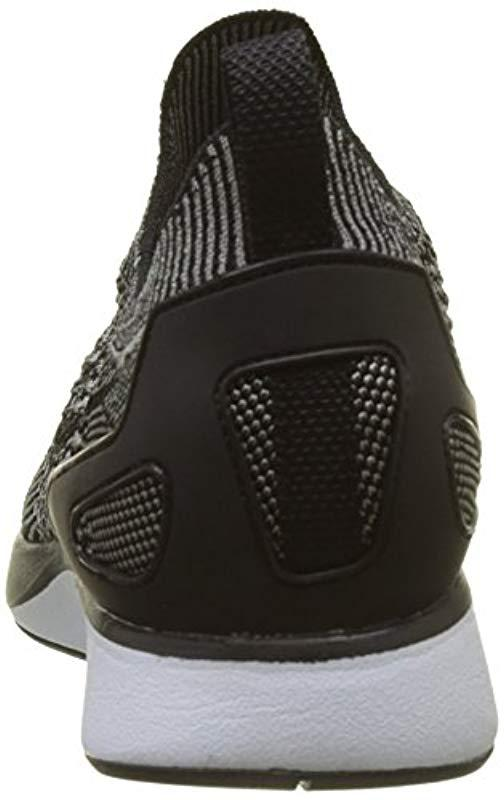 15d850e90d4dc Nike - Gray  s Air Zoom Mariah Flyknit Racer Trainers for Men - Lyst. View  fullscreen