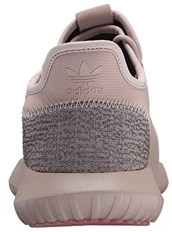 cheaper 5a010 752b7 Lyst - adidas Originals Tubular Shadow Sneaker Running Shoe, Vapour ...