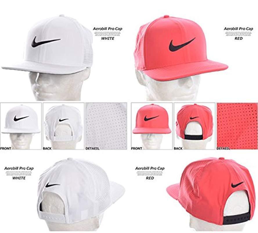27efd5330a1 Nike - Multicolor Aerobill Pro Cap Performance Hat - Lyst. View fullscreen