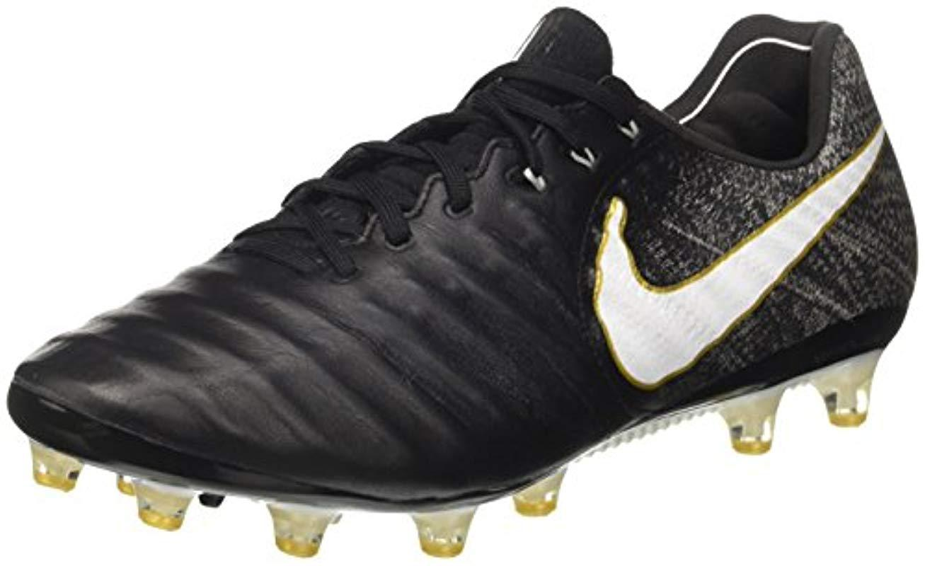 3d8a3eb15 Nike  s Tiempo Legend Vii Ag-pro Footbal Shoes in Black for Men - Lyst