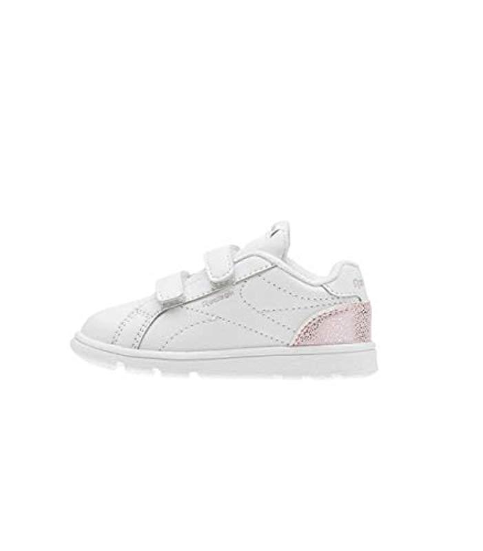 ddfb3a961f93 Reebok - White Royal Comp Cln 2v Fitness Shoes - Lyst. View fullscreen