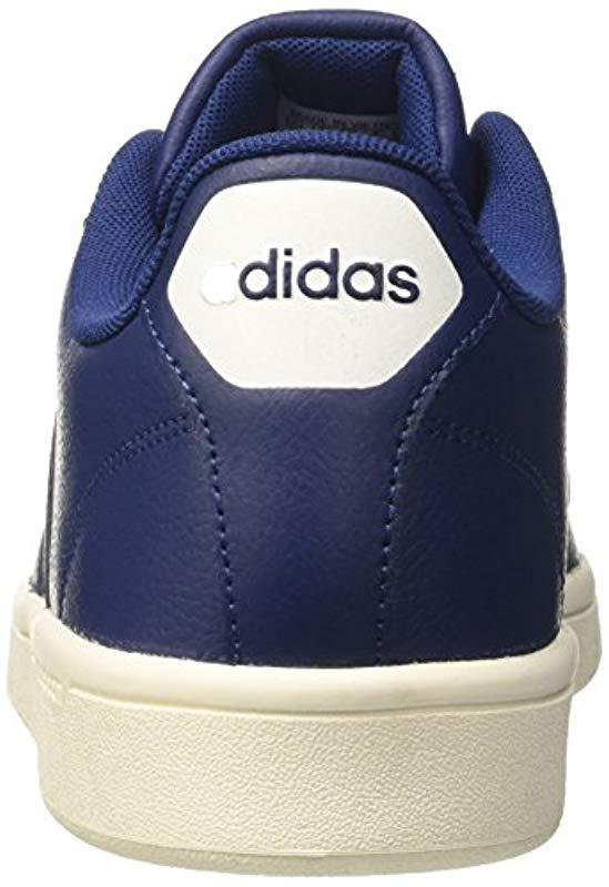 low priced 851ca 80573 Adidas - Blue Cloudfoam Advantage Trainers for Men - Lyst. View fullscreen