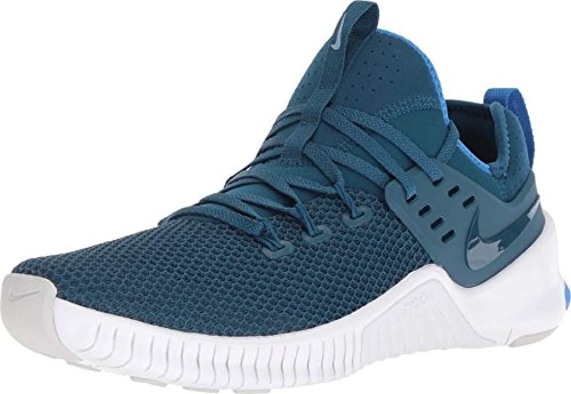 2db64b79e6d2 Nike Free Metcon Competition Running Shoes in Blue for Men - Lyst
