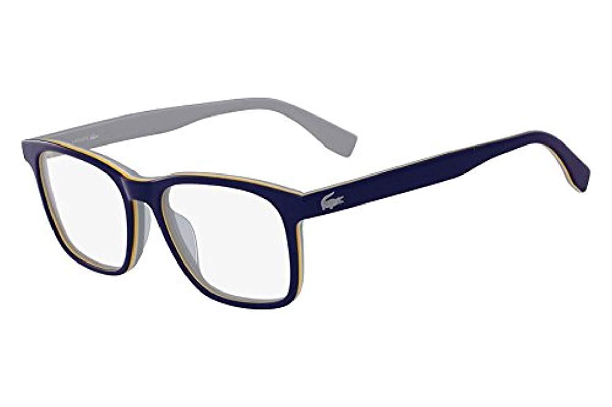 c33e74ad4ce9 Lacoste - Unisex s L2786 467 54 Optical Frames