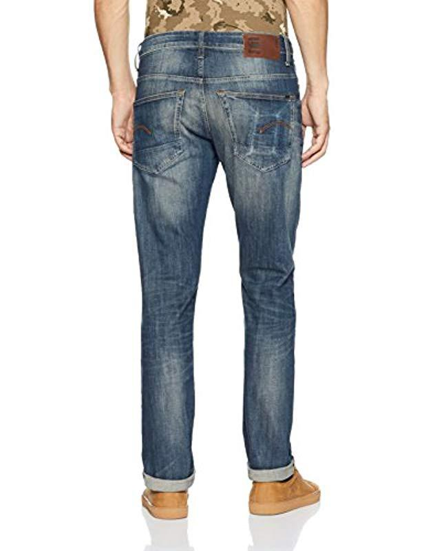 49a951ffcd657e G-Star RAW Jeans in Blue for Men - Save 78% - Lyst