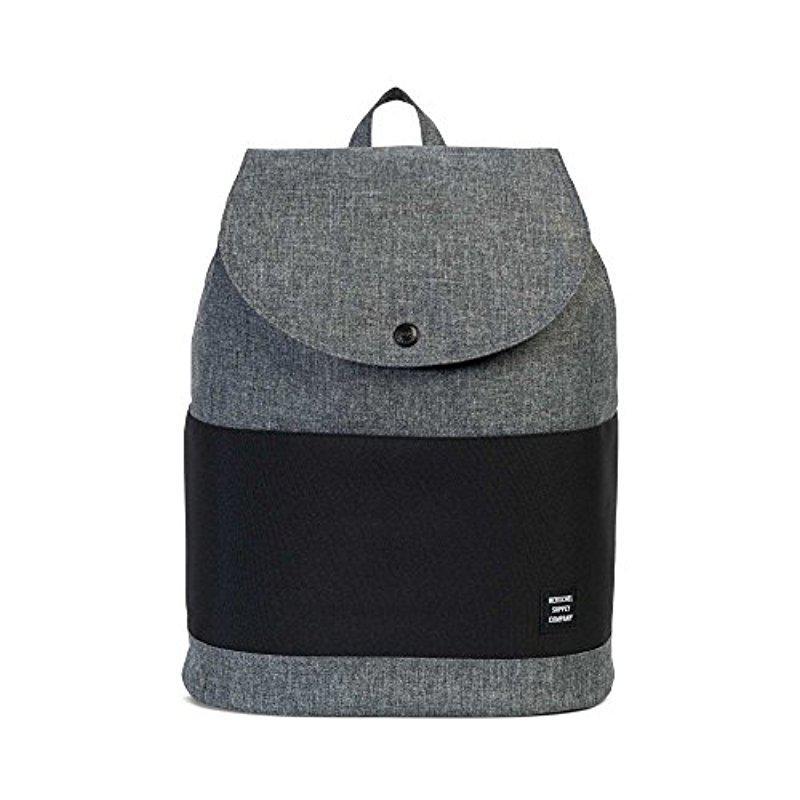 Lyst - Herschel Supply Co. Reid Backpack in Black - Save 26% 26a1163188400