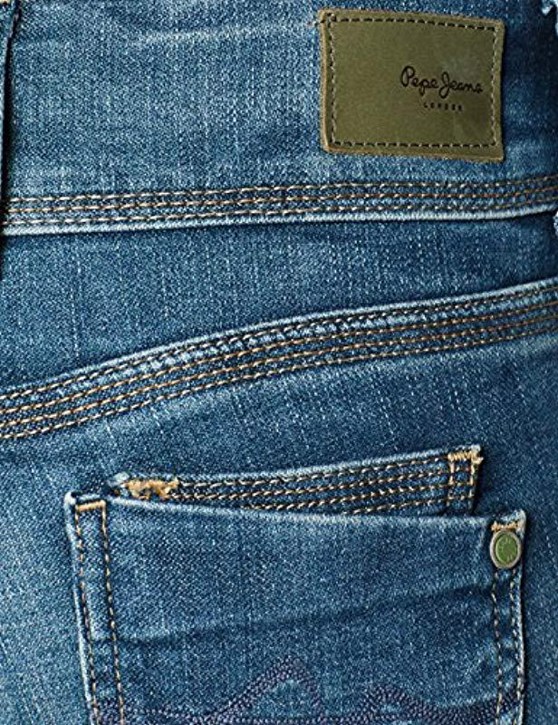 Pepe Jeans - Blue Venus Straight - Lyst. View fullscreen 8428fd660e