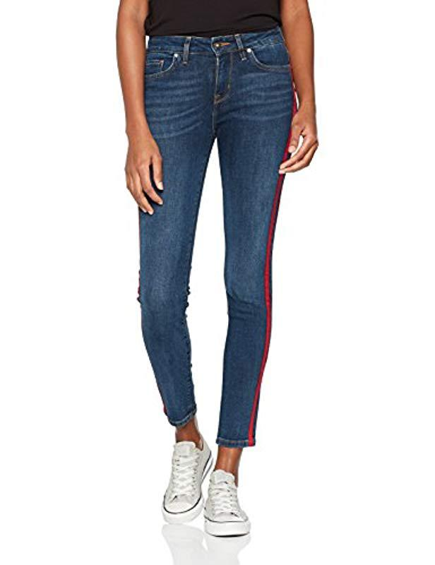 36480c1d Tommy Hilfiger Venice Rw F Rosie Skinny Jeans in Blue - Lyst