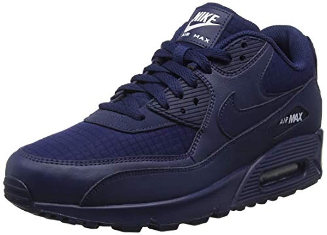 f833742730575b Nike. Men s Air Max 90 Essential Gymnastics Shoes ...