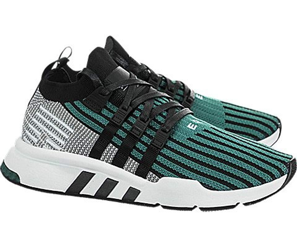 quality design 01858 771f3 adidas Eqt Support Adv Mid Pk in Black for Men - Lyst